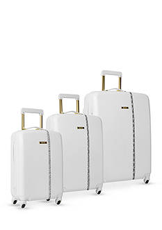 Nine West Noelle 3 Piece Hardside Luggage Set