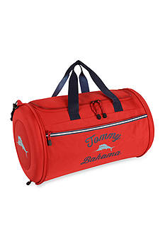 Tommy Bahama Tumbler 20-in. Clamshell Duffel - Red
