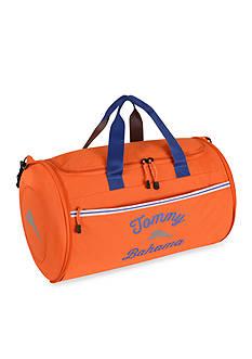 Tommy Bahama Tumbler 20-in. Clamshell Duffel - Orange
