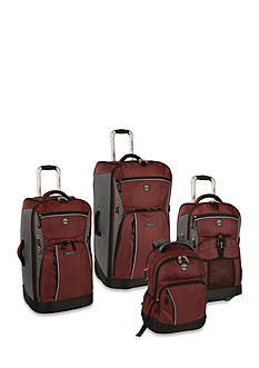 Timberland Danvers River 4 Piece Luggage Set