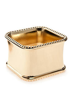 Excell Sophisticated Square Napkin Ring