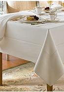 Waterford Addison Hemstitch Table Linens