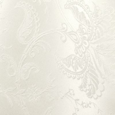 Table Linens and Placemats: Bone Bardwil CHATTRLY 60X84 WHT