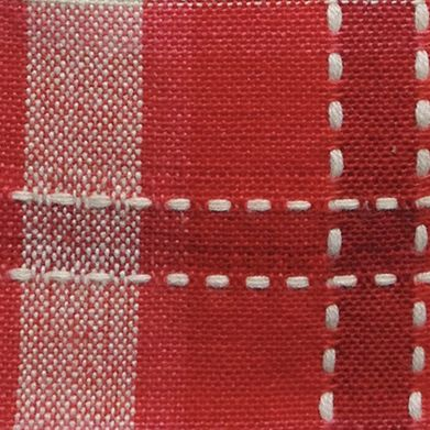Linen: Red Bardwil 5-Pack Kitchen Towels