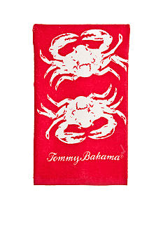 Tommy Bahama Graphic Crab Kitchen Towel