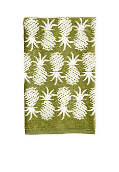Tommy Bahama Pineapple Pop Kitchen Towel