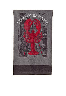 Tommy Bahama Lobster Stamp Kitchen Towel