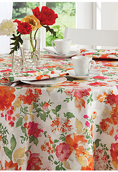 Melanie Floral Table Linens