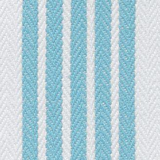 John Ritzenthaler Company: Dark Blue John Ritzenthaler Company J RITZ LEMON HERRINGBONE STRP TOWEL