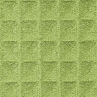 Kitchen Linens: Medium Green John Ritzenthaler Company Microfiber Kitchen Towel