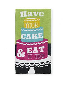John Ritzenthaler Company Cake Print Kitchen Towel