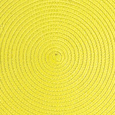 Discount Table Linens: Sun John Ritzenthaler Company Round Woven Placemat Collection