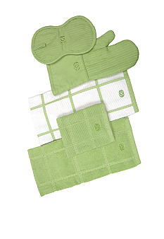 Calphalon Green Apple Kitchen Textiles- Online Only