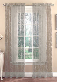 Croscill Evangeline Sheer Window Panel