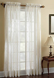 Croscill Hammond Sheer Drapery Panel