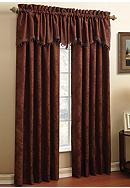 Croscill Lancaster Drapery Panel and Valance