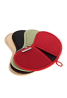 KitchenAid Embossed Bean Shaped Neoprene Potholder