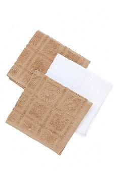 Brownstone Dish Cloth 3-pack