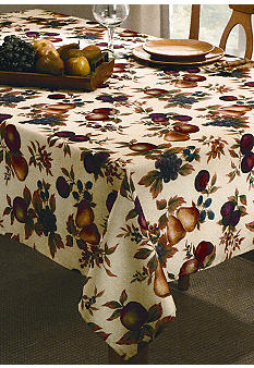 Brownstone Napa Fruit Table Linens