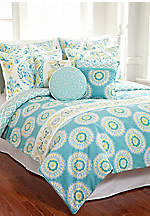 Azure Sky King Comforter 106-in. x  96-in.