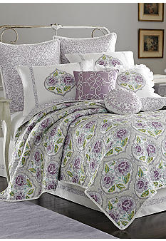 Dena Home Dena Home French Lavender Quilt Collection