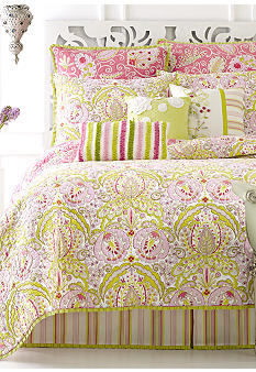 Dena Home Moroccan Garden Quilt Collection-On Line Only