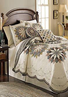 Nostalgia Home Fashions SUNBURST TWIN QLT