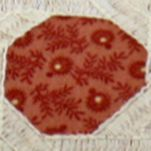 Quilts For Sale: Red Nostalgia Home Fashions FOLK ART KNG QLT