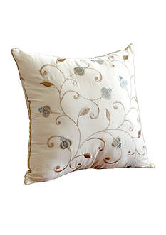 Nostalgia Home Fashions AGNES SQUARE PILLOW