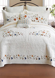 Nostalgia Home Fashions ALICE TWIN BEDSPREAD