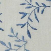 Quilts For Sale: White Nostalgia Home Fashions OLIVIA STD SHAM