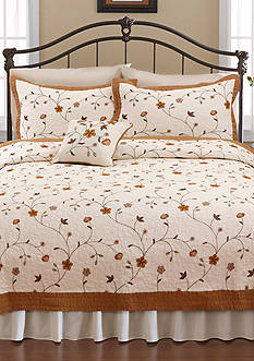 Nostalgia Home Fashions SAVANNAH QUILT