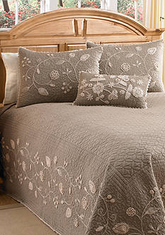 Nostalgia Home Fashions Simplicity Bedspread Collection - Online Only