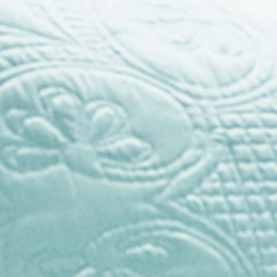 Bedspreads and Coverlets: Canal Blue American Traditions™ CLASSIC TILES BEDSPR
