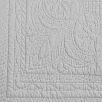 Quilts For Sale: White American Traditions™ FRENCH TILE QUILT