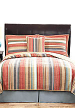 Retro Yellowstone Full/Queen Quilt 86-in. x 86-in.