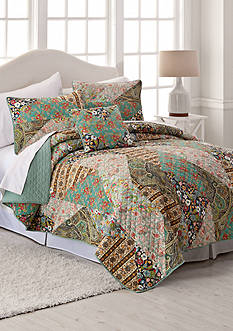 Retro Chic GUINEVERE TWIN QUILT