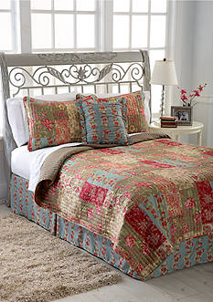 Day by Day™ HARTHORNE 5PC QUILT SET-QUEEN