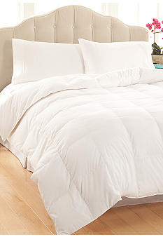 Home Accents Healthy Home 240 Thread Count Down Comforter