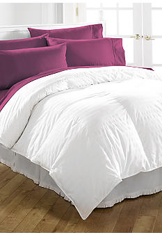 Home Accents White Down Comforter