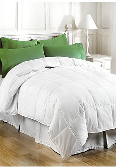 Home Accents 300 Thread Count Down Alternative Comforters