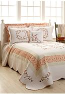 PHI Claire Quilted Bedspread Collection