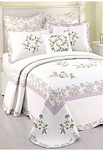Kristen Quilted Full Bedspread 86-in. x 110-in.