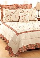 PHI Mallory Quilted Bedspread Collection