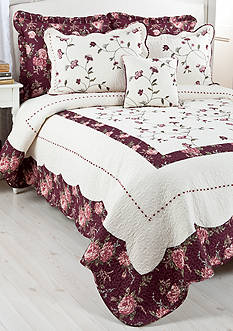 PHI Valerie Quilted Bedspread Collection