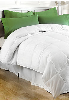 Home Accents 300 Thread Count Down Alternative Comforter
