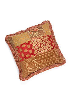 Spencer Patchwork Decorative Pillow