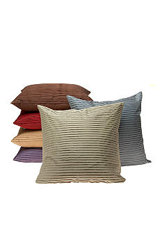 Spencer Jasmine Pleat Decorative Pillows