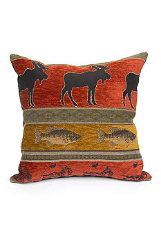 Spencer Cabin Fever Decorative Pillow