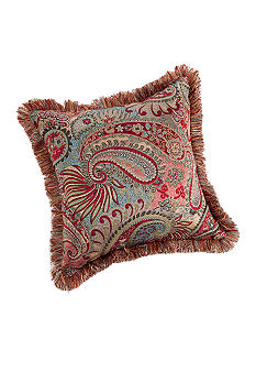 Spencer Circus Act Paisley Decorative Pillow